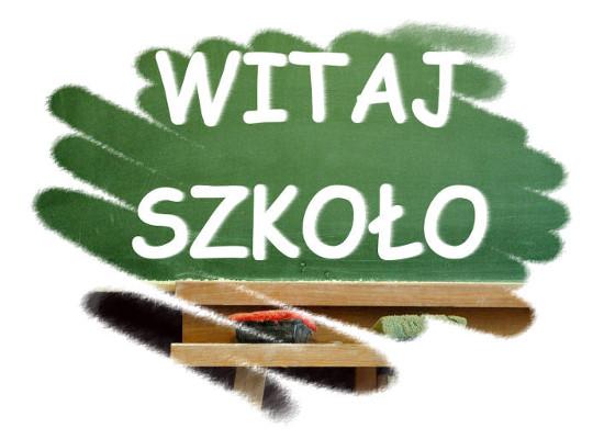 1 września 2020 r. - Dzień rozpoczęcia roku szkolnego