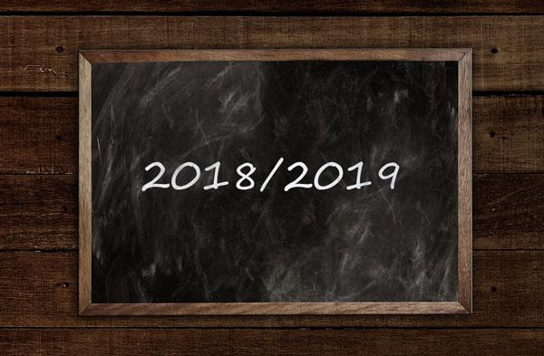 Rekrutacja na nowy rok szkolny 2018/2019