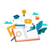 Odbiór podręczników - kształcenie na odległość